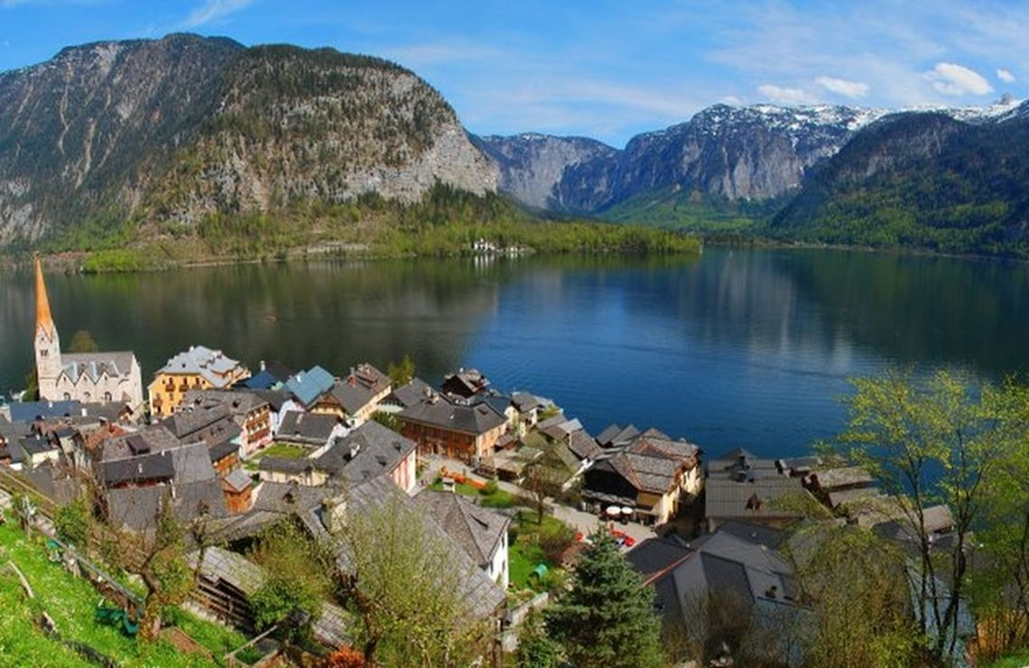Websitepicture Hallstatt Fruehling Spring Panorama C Kraft 100 Cropped